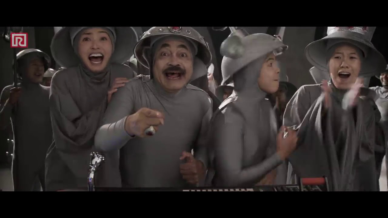 Iklan Ramayana Keren 2019 - Lebaran di Planet Udique - YouTube