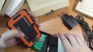 Aukey - Chargeur QuickCharge et Batterie Solaire
