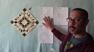 Triângulos Perfeitos – Patchwork e Quilting