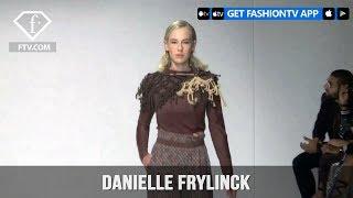 South Africa Fashion Week Fall/Winter 2018 - Danielle Frylinck | FashionTV