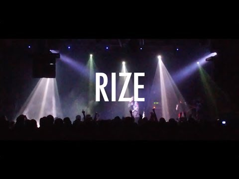 《JST MUSIC》Vol.5 // RIZE・IS・BACK