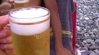 Пиво (Beer). Бутумское, разливное, грамотное, у самого Чёрного моря!!!(Перечень необходимого в дорогу; рекомендации по транспортировки продуктов; приготовление пищи для путешес..., 2013-08-20T03:29:54.000Z)