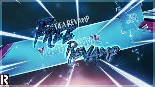 Free Fifa 19 Youtube Revamp (Free PSD)