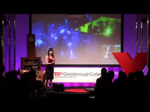 Powering the Planet: Collaborate to Innovate  Christina Chang at TEDxGoodenoughCollege 2013