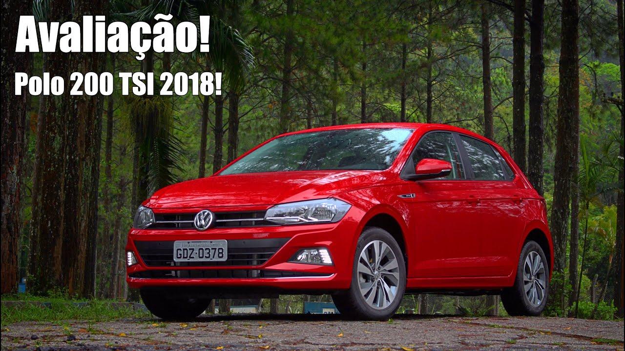 Volkswagen Polo 1.0 TSI Highline 2018 avaliação - Falando ...