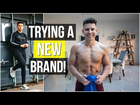 TRYING A NEW CLOTHING BRAND | Mens Clothing Haul Vlog #2