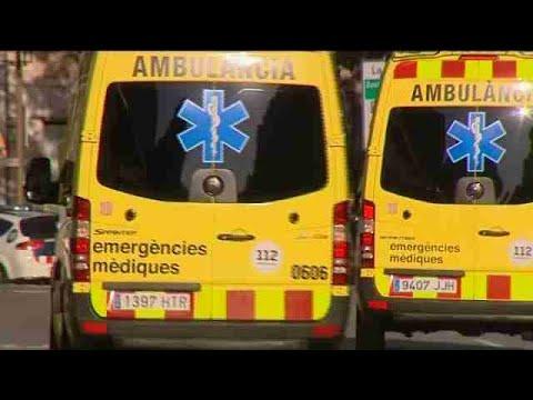 Ataques yihadistas en Cataluña dejan 13 muertos y 5 terroristas son abatidos