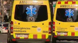 Video: Ataques yihadistas en Cataluña dejan 13 muertos y 5 terroristas son abatidos