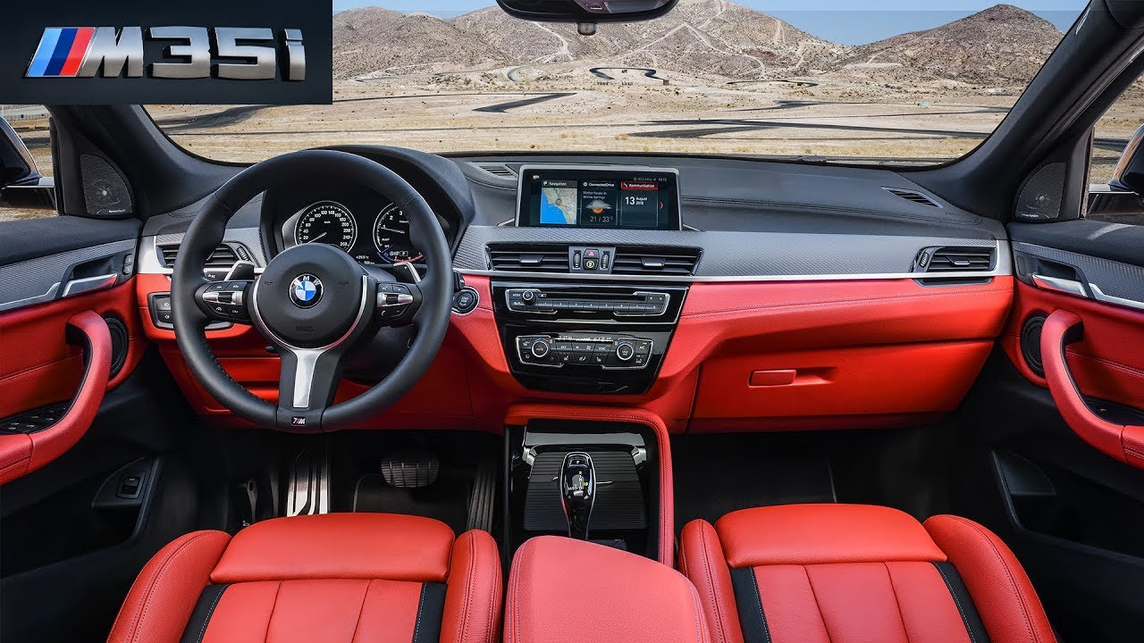 Bmw 1 Series 2020 Red Interior