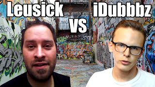 iDubbbz VS Leusick (Little Caesars Grimestepper)