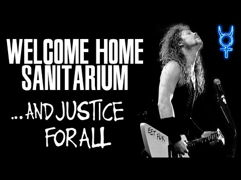 Metallica - Welcome Home (Sanitarium) ...And Justice For All Rework mp3