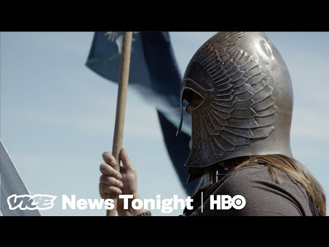 Lord Of The Rings Crisis & Uncovering NXIVM : VICE News Tonight Full Episode (HBO)