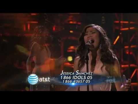 Jessica Sanchez- The Prayer - Top 2 - AMERICAN IDOL SEASON 11 - YouTube.flv