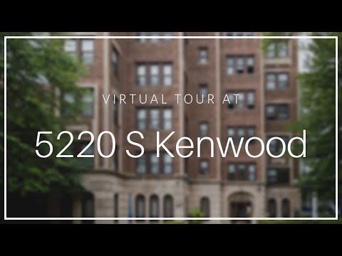 5220 S Kenwood Ave | Vintage 1 Bedroom Apartment B1 | Hyde Park Property Management