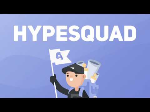 Excited About Discord? Join The HypeSquad!