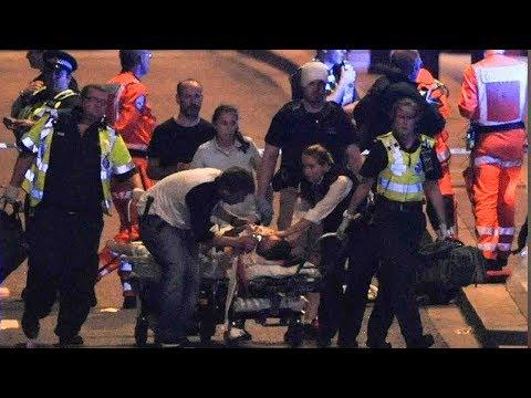 Six people killed plus 3 attackers shot dead in London 'terrorist' attacks