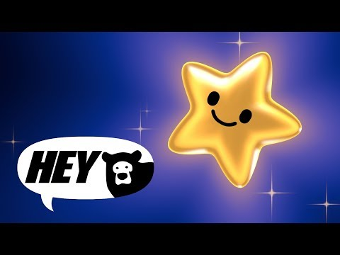 Baby Lullaby - Super Simple Stars - Relax your baby lullabies -  Baby sensory Baby video with music