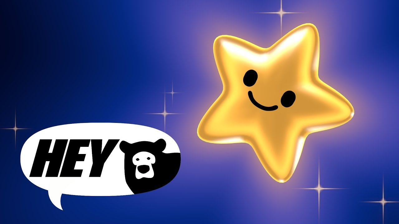 Hey Bear Sensory Lullaby Star Relaxing Animation With Lullabies Sleep Video Baby Sensory Youtube