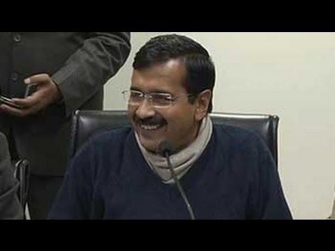 Kejriwal to now meet Delhi's citizens at 'janata darbar'