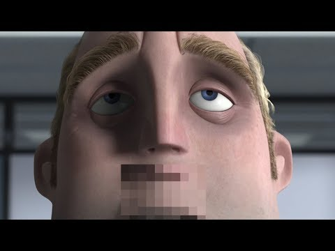 The Incredibles - CENSORED!