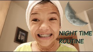 MY BRACES NIGHT TIME ROUTINE!