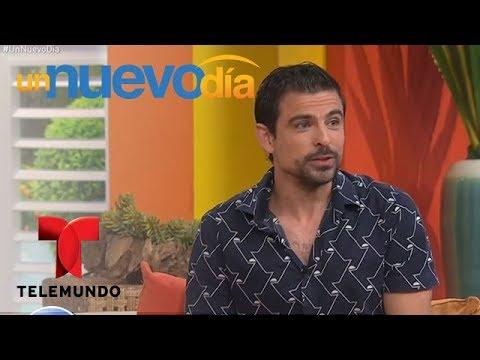 ¡Jorge Luis Moreno despide a su personaje en casita!  Un Nuevo Día  Telemundo