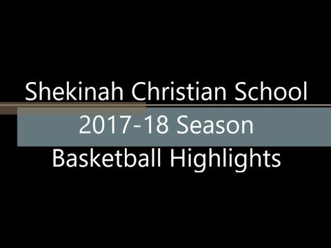Shekinah Christian School 2017-18 Team Highlights