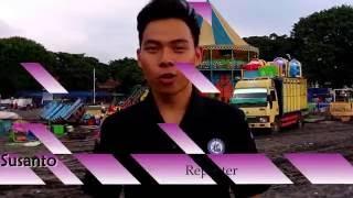 Liputan Live Report (Pasar Malam Perayaan Sekaten Yogyakarta)