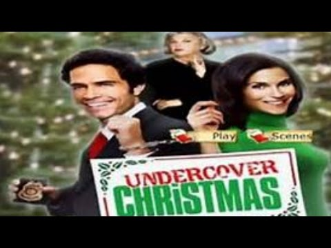 Hallmark Christmas- Undercover Christmas (2016) - Hallmark ...