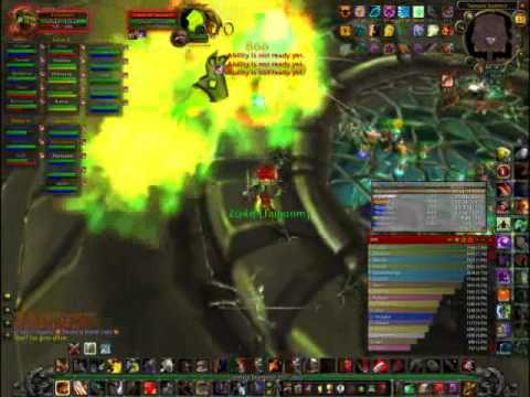 The Arbitrators VS Illidan Stormrage