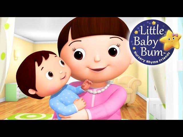 I Love My Baby | Nursery Rhymes | Original Songs By LittleBabyBum!