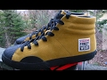 vision street wear shoes unboxing and review (mustard/black) yellow
