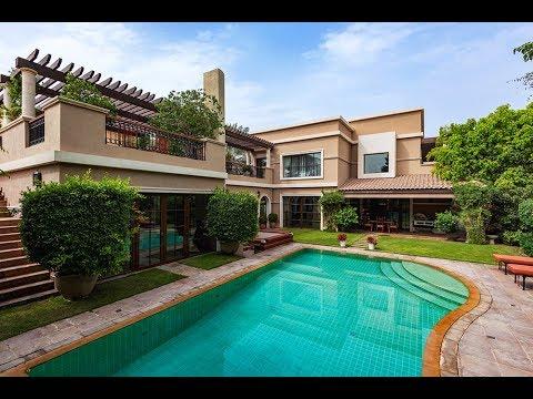 Stunning Toscana Villa, Jumeirah, Dubai, UAE | Gulf Sotheby's International Realty