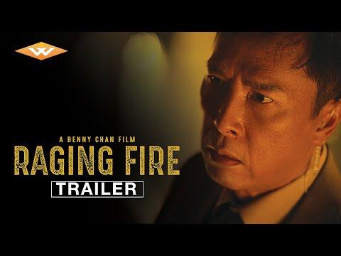 RAGING FIRE (2021) Official Teaser Trailer | Donnie Yen & Nicholas Tse | Benny Chan