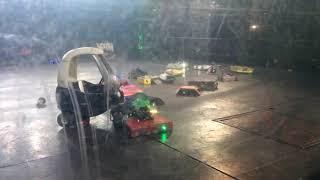 Extreme Robots Cheltenham 2018: Featherweight Rumble 3