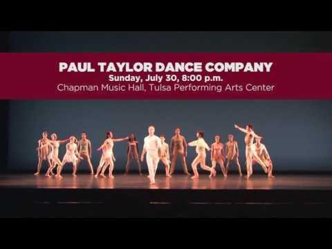 SUMMER HEAT International Dance Festival presents: PAUL TAYLOR DANCE COMPANY