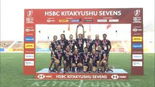 Highlights: New Zealand win Kitakyushu Sevens