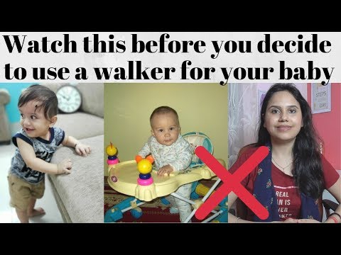 Is Walker Safe for Baby?|Does walker help baby walk? from YouTube · Duration:  11 minutes 48 seconds