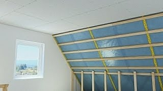 Dachbodenausbau mit der fermacell Ein-Mann-Platte thumbnail