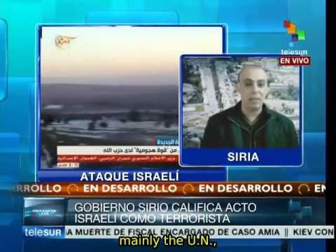 Hezbollah warns of response against Israeli attacks