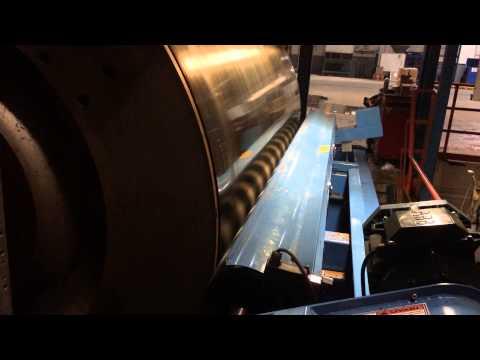 çelik Bant Temizleme Sistemi