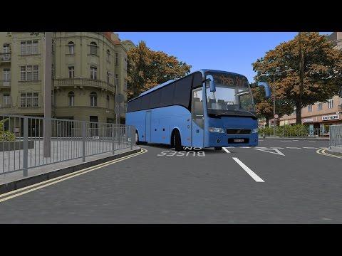 OMSI 2 | Bowdenham V4 | Route 2 to Apsley Station | Volvo 9900