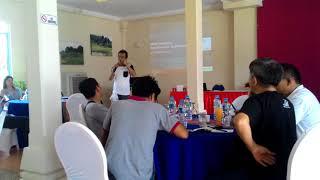 Media Networking Sinar Mas Land - Jurnalis Batam for project baru yang diberi nama Nuvasa Bay
