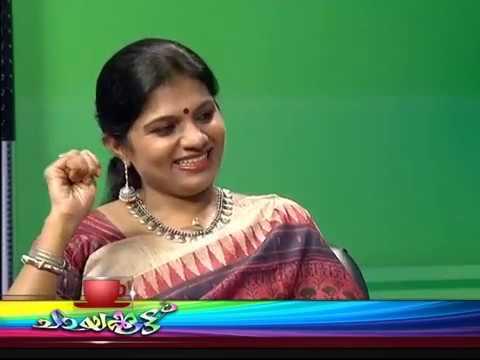 Interview with Ashwathi Sreekanth - Swetha  Mangalath - Chayakkootu DD Malayalam