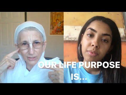 Interview with Syamarani Dasi | Krisha Consciousness, Transcendental Art & Our Life Purpose