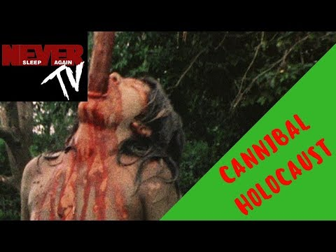 Cannibal Holocaust **Graphic Content**