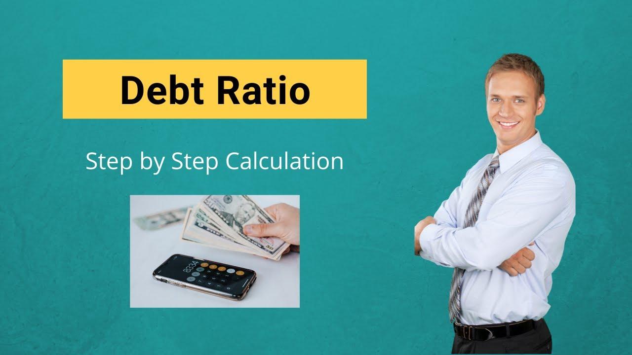 debt ratio  formula  examples