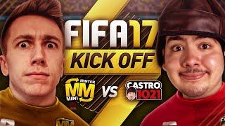 FIFA 17 VS CASTRO!!!