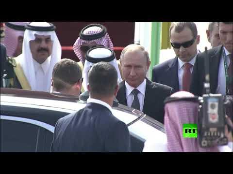 المدفعية السعودية ترحب ببوتين  - نشر قبل 60 دقيقة