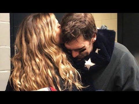 Gisele Bündchen Shares Heartfelt Photo Consoling Tom Brady After Super Bowl Loss